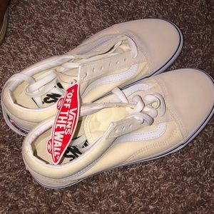 Brand new with tags vans